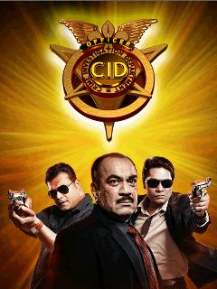 Crime investigation department C.I.D.