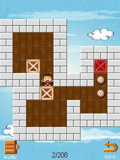 Download free game for mobile phone: Happy Porter - download mobile games for free.