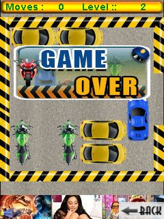 Jeu mobile Gare ton Moto - captures d'écran. Gameplay Park your bike.