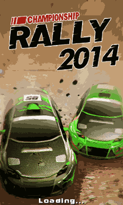 Download free Championship rally 2014 - java game for mobile phone. Download Championship rally 2014
