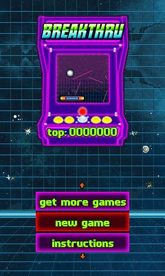 Download free mobile game: 4-in-1 Classic arcade collection - download free games for mobile phone.