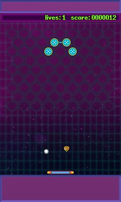 Mobile game 4-in-1 Classic arcade collection - screenshots. Gameplay 4-in-1 Classic arcade collection.