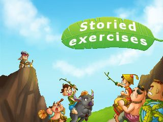 Storied exercises