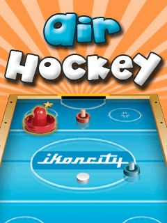 Air hockey by ikoncity