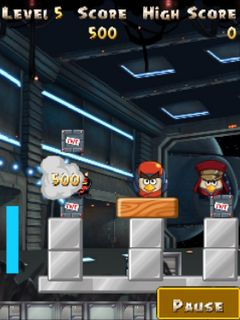 Download free game for mobile phone: Angry birds: Star wars 2 - download mobile games for free.