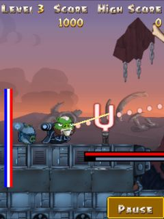 Jeu mobile Angry Birds: La Guerre des Etoiles 2 - captures d'écran. Gameplay Angry birds: Star wars 2.