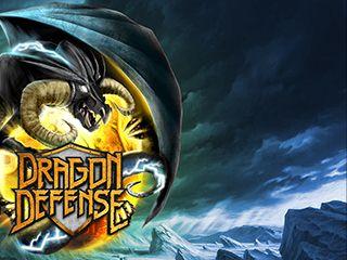 Dragon defense - java game for mobile  Dragon defense free