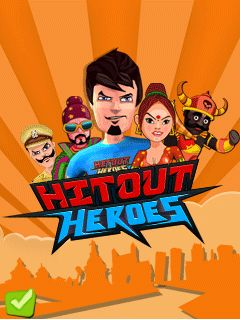 Hitout heroes