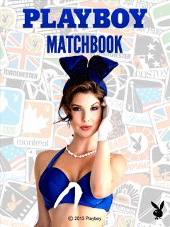 Playboy: Matchbook