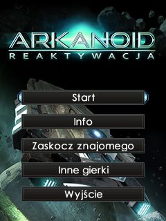 Download free mobile game: Arkanoid: Reloaded - download free games for mobile phone.