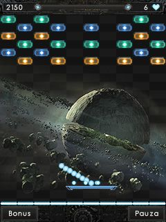 Download free game for mobile phone: Arkanoid: Reloaded - download mobile games for free.