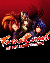Fatal chaos: The evil rabbit's attack
