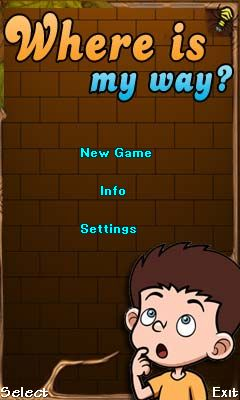 Download free mobile game: Where is my way? - download free games for mobile phone.