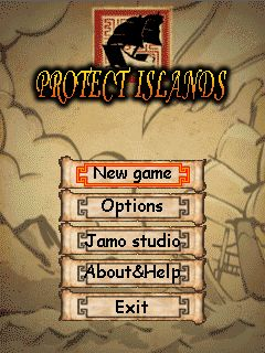 Mobile game Protect islands - screenshots. Gameplay Protect islands.