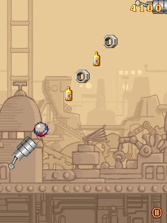 Mobile game Knights screw - screenshots. Gameplay Knights screw.