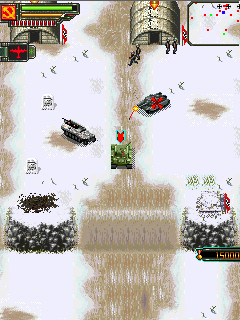 Mobile game Battle city 2 - screenshots. Gameplay Battle city 2.