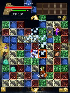Download free game for mobile phone: Drill knights - download mobile games for free.