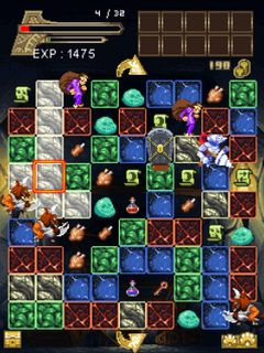 Mobile game Drill knights - screenshots. Gameplay Drill knights.