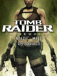 Tomb raider: Underworld nude 3D