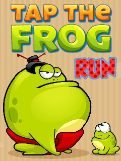Tap the frog: Run
