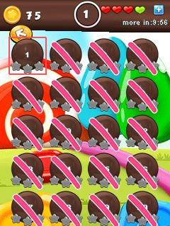 Download free mobile game: Candy king - download free games for mobile phone.