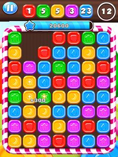 Mobile game Candy king - screenshots. Gameplay Candy king.