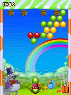 Mobile game Bubbles and unicorns - screenshots. Gameplay Bubbles and unicorns.