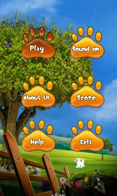 Download free mobile game: Cat basket - download free games for mobile phone.