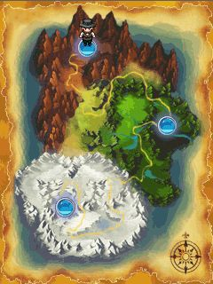 Download free mobile game: Treasure hunt: The game - download free games for mobile phone.