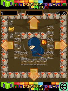 Mobile game Temple maze - screenshots. Gameplay Temple maze.