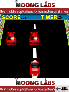 Mobile game Street car race - screenshots. Gameplay Street car race.
