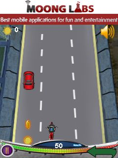 Jeu mobile Le Championnat des pro de moto - captures d'écran. Gameplay World bike race pro.