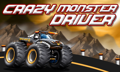Crazy monster driver