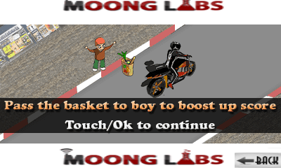 Download free game for mobile phone: Bike stunt 3D - download mobile games for free.