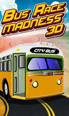 Bus race madness 3D