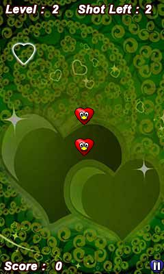 Download free game for mobile phone: Heart, sweet heart - download mobile games for free.