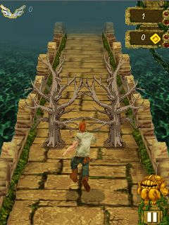 Download free game for mobile phone: Temple run (Mod) - download mobile games for free.