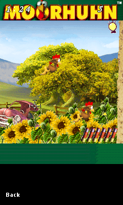 Download free game for mobile phone: Moorhuhn 2: Seasons - download mobile games for free.