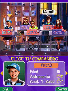 Download free game for mobile phone: Sabes mas que un nino de primaria - download mobile games for free.