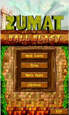 Download free mobile game: Zumat: Ball blast - download free games for mobile phone.