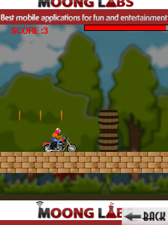 Download free game for mobile phone: Bike show: Jump - download mobile games for free.