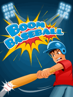 Download free Boom: Baseball - java game for mobile phone. Download Boom: Baseball