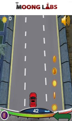 Mobile game Super car race - screenshots. Gameplay Super car race.