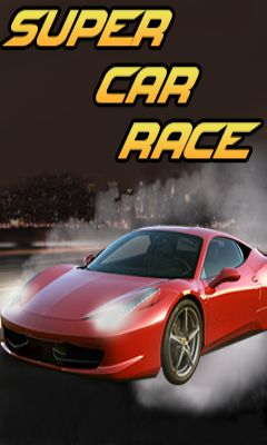 Super car race