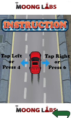 Download free game for mobile phone: Super car race - download mobile games for free.