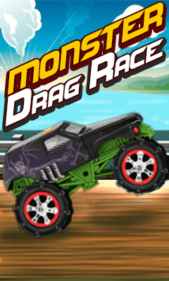Monster: Drag race