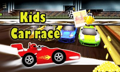 Kids car race