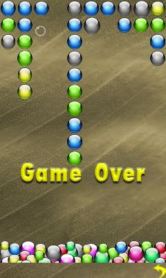 Mobile game Ball mania by Get games - screenshots. Gameplay Ball mania by Get games.