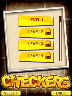 Download free game for mobile phone: Checkers - download mobile games for free.