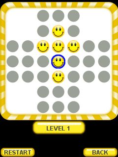 Mobile game Checkers - screenshots. Gameplay Checkers.